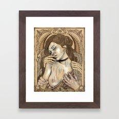 It Will Be Grand Framed Art Print