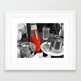 #57 Framed Art Print
