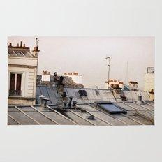 Paris Rooftop #1 Rug