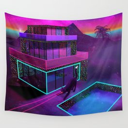 Hollywood Dreaming Wall Tapestry