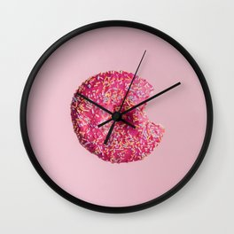 Sweet donut Wall Clock