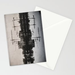 Industrial (retro postcard) Stationery Cards