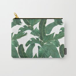 banana leaves pattern Carry-All Pouch