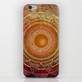 Svadhisthana (carnal knowledge) iPhone Skin