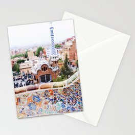 Parc Guell Stationery Cards