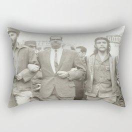 Che Guevara, Fidel Castro and Revolutionaries Rectangular Pillow