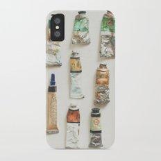 Oils Slim Case iPhone X