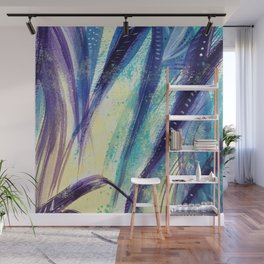 Yucca Leaves Wall Mural