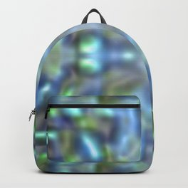 Soft water marble Backpack