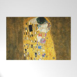 Gustav Klimt The Kiss Welcome Mat