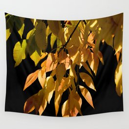 Canadian white ash Wall Tapestry