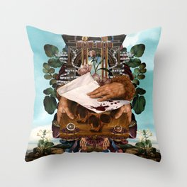 The covenant Throw Pillow