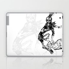 Fart Skull Flying Laptop & iPad Skin