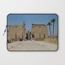 Temple of Luxor, no. 13 Laptop Sleeve