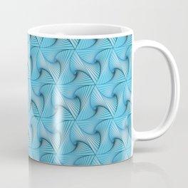 Triangle staircases Coffee Mug