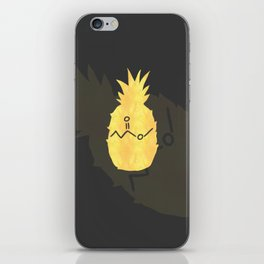 Pineapple Chemistry Design Full iPhone Skin