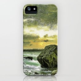 A Marine - Digital Remastered Edition iPhone Case