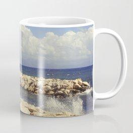Napoli. Castel dell'Ovo Coffee Mug