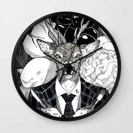 The Cryptids - Wendigo Wall Clock