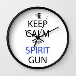Anime Inspired Shirt Wall Clock