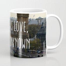 My Song Is Love Coffee Mug