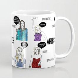 Aries- Bravostrology Series Coffee Mug