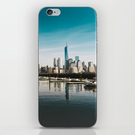 Silent City View - NYC iPhone Skin