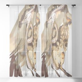 Conscious Sight Sheer Curtain