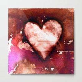 Heart Dreams 3M by Kathy Morton Stanion Metal Print