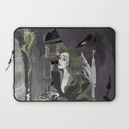 Let Your Hair Down Laptop Sleeve
