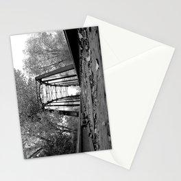 Pegram Truss Bridge - Ogden, Utah Stationery Cards