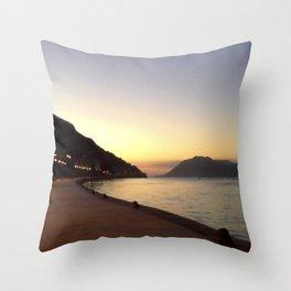 Santoña Throw Pillow