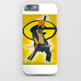 Grambling State Uni iPhone Case