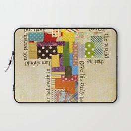 John 3:16 Laptop Sleeve
