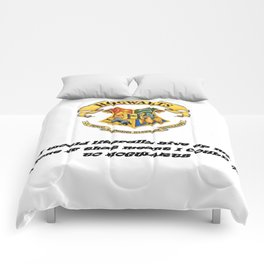 Anything FOR Hogwarts Comforters