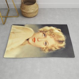 Marion Davies, Vintage Movie Star Rug