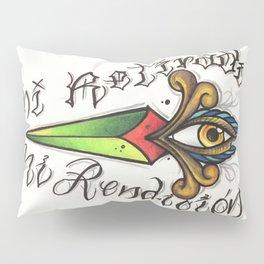 ni retirada ni rendición Pillow Sham