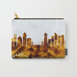 Hangzhou China Skyline Carry-All Pouch