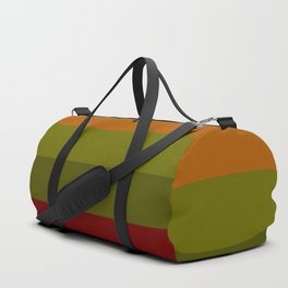 Cool Autumn Leaves - Color Therapy Duffle Bag
