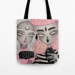 You Can Hex with Us Tote Bag
