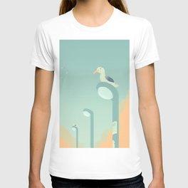 Urban Seagulls T-shirt