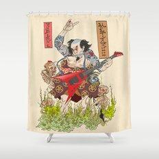 Metaruu! Shower Curtain