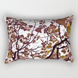 LITTLE BROWN Rectangular Pillow