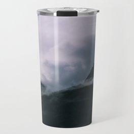 Cloud Collision - Silverton CO Travel Mug