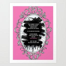Self Harm Art Prints | Society6