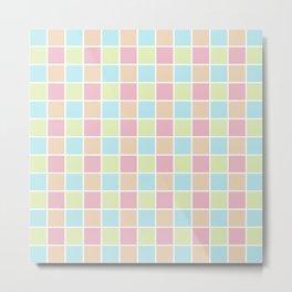 Sugar Cubes 3 Metal Print