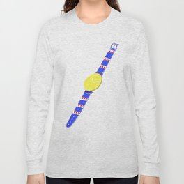 Watch_1 Long Sleeve T-shirt