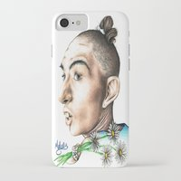 ahs iPhone & iPod Cases featuring Pepper -AHS by MELCHOMM