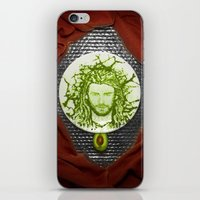 thor iPhone & iPod Skins featuring Thor by Creadoorm