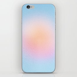 Sweet Sun Blush iPhone Skin